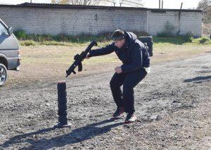 Лазертаг для военно-спортивных соревнований